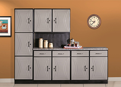 3 Piece Brazil Silver Kitchen Scheme